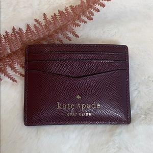 Kate Spade Staci Small Slim Card Holder